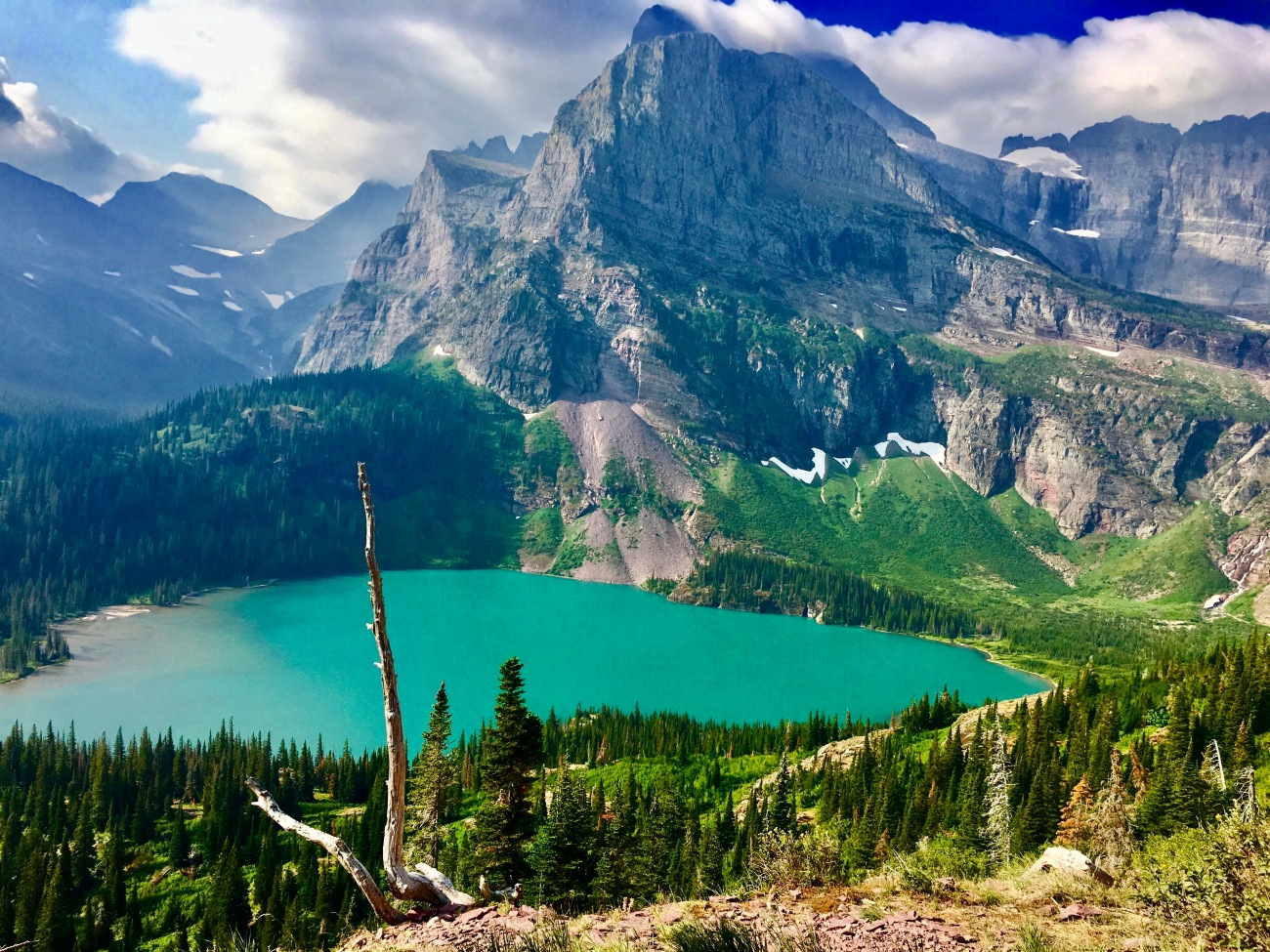 national parks, glacier national park, grinnell, highline, trail, hikes, adventure, forest, wildlife, wildflowers, nature montana mountains