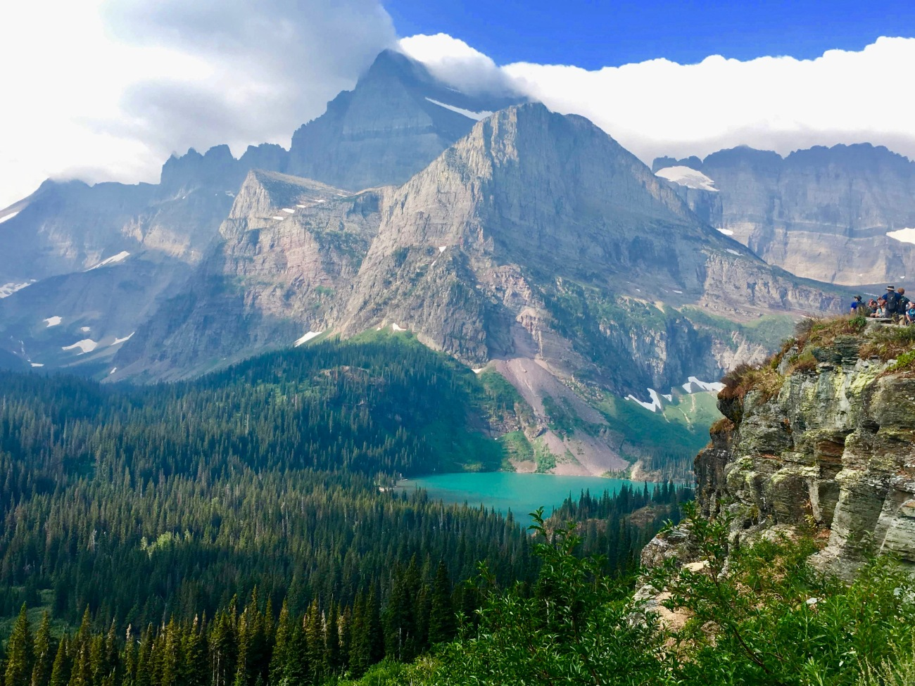 national parks, glacier national park, grinnell, highline, trail, hikes, adventure, forest, wildlife, wildflowers, nature