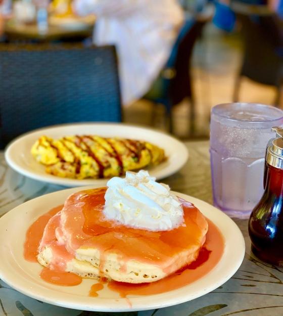 honolulu, waikiki, gorgeous beaches, palm trees, hawaii, sunglasses, hang loose, breakfast, pancakes