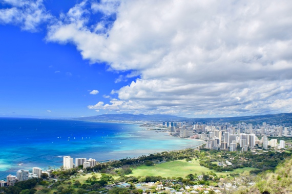 honolulu, waikiki, gorgeous beaches, palm trees, hawaii, sunglasses, hang loose, oahu, diamond head crater hike, honolulu skyline, breathtaking views