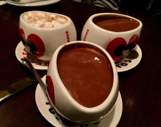 hot chocolate max brenner hug mug thick