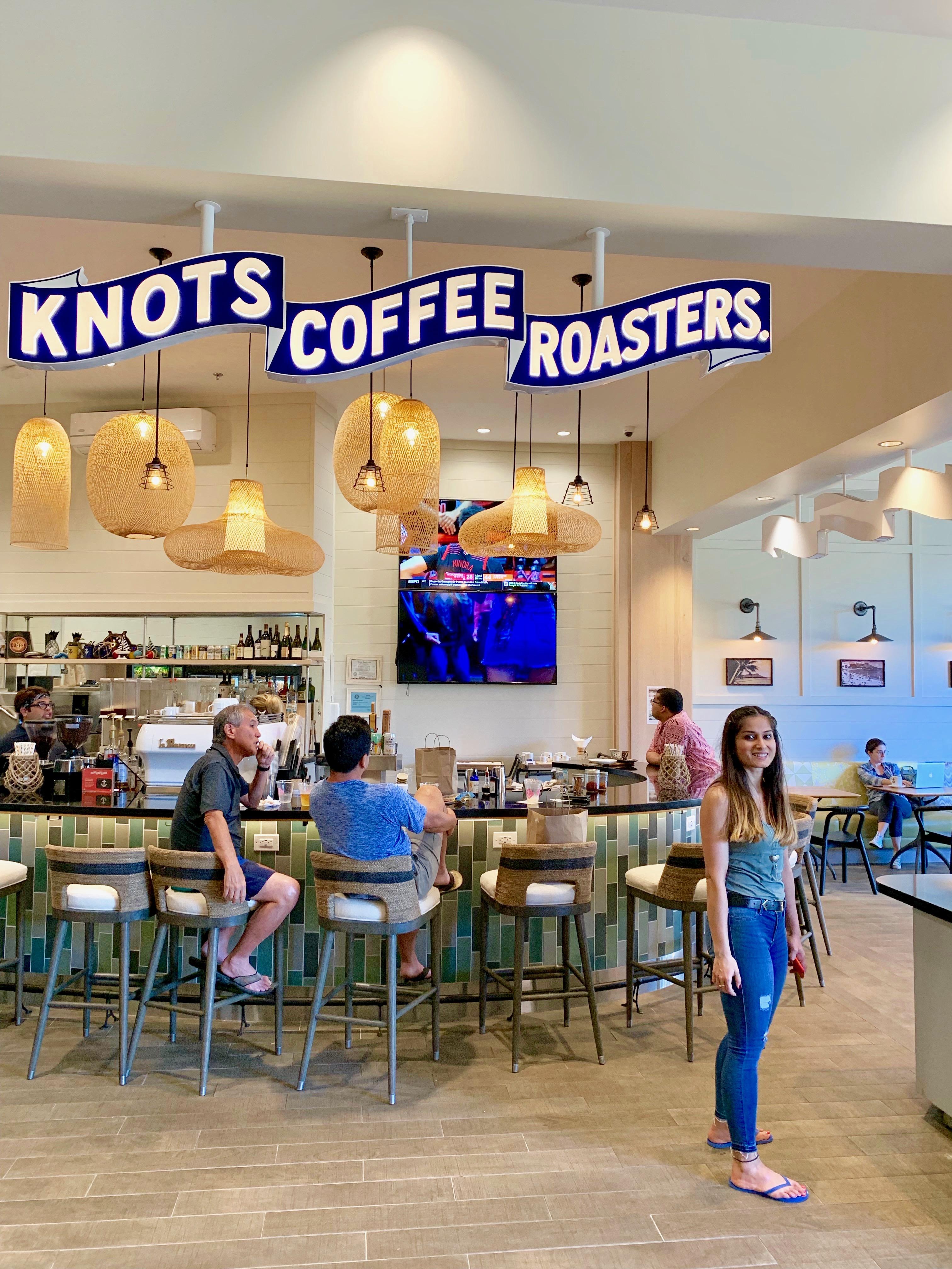 honolulu waikiki hawaii hotel review queen kapiolani exterior lobby interiors knots coffee roasters