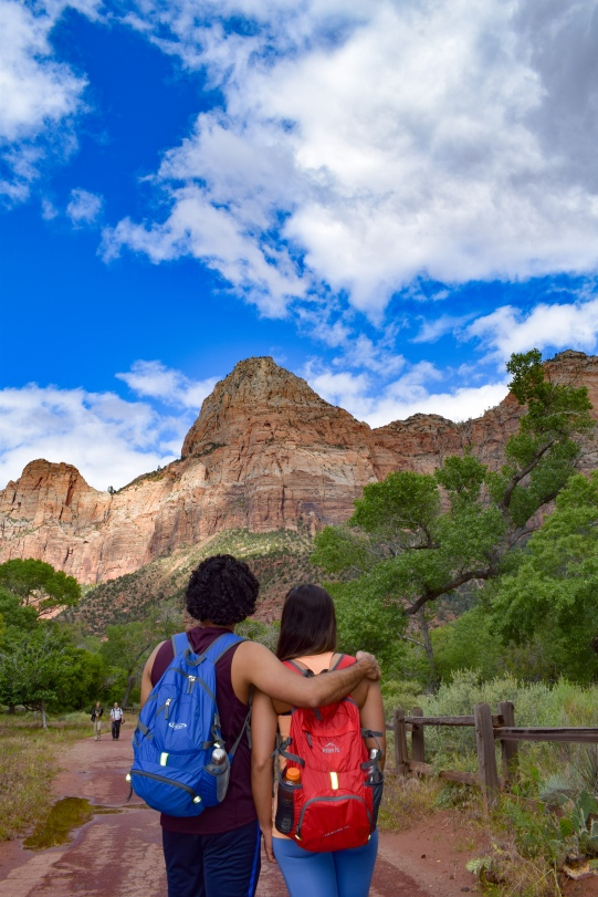 Zion national park, virgin river, landscape, sandstone cliffs, Utah National Parks, beautiful nature, Angel's Landing Summit, adventure hike, beautiful view, Pa'rus Trail, The Watchman