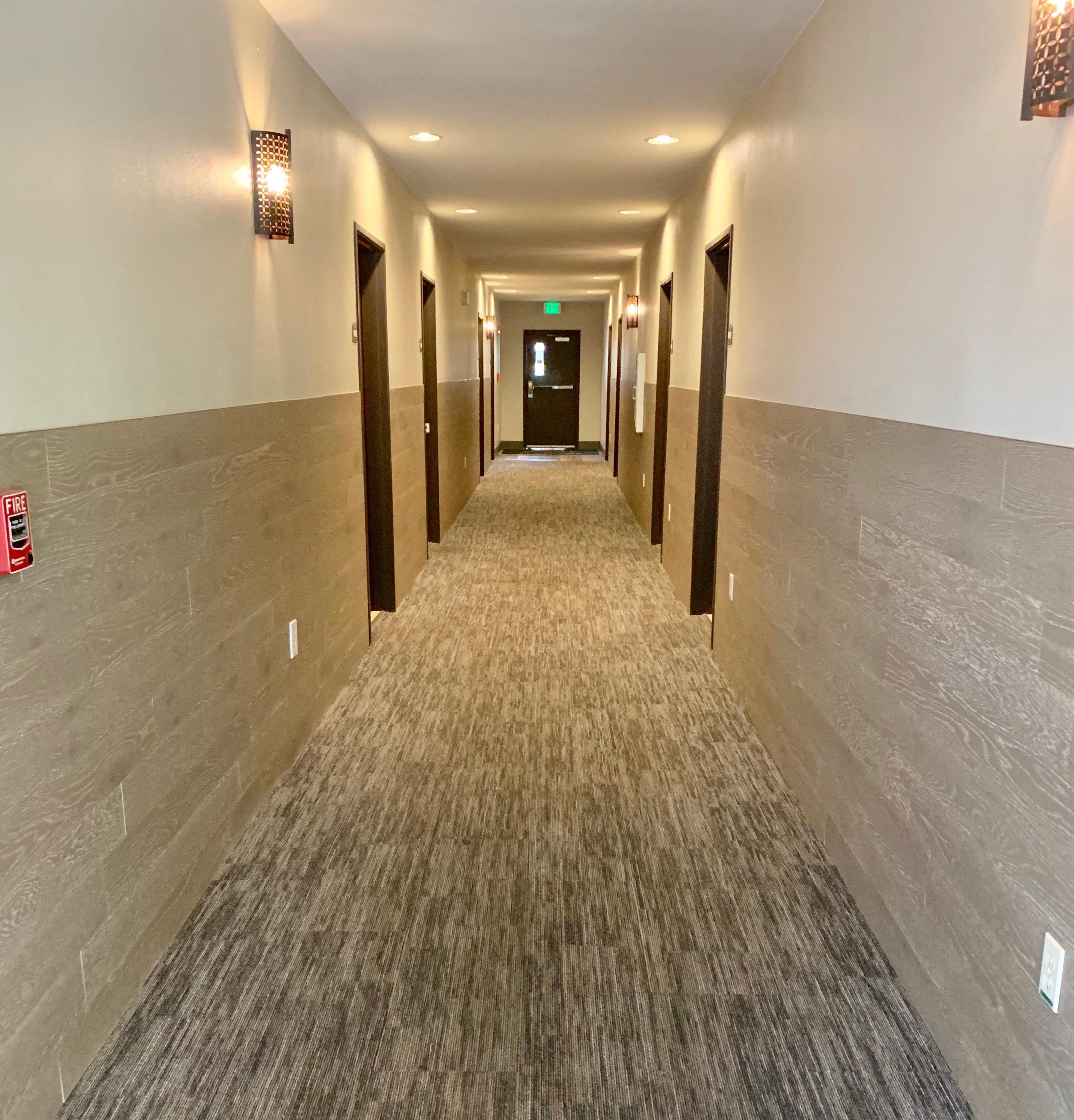 quality inn springdale zion national park hotel lobby