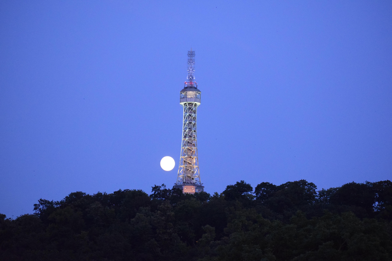 pertain tower prague