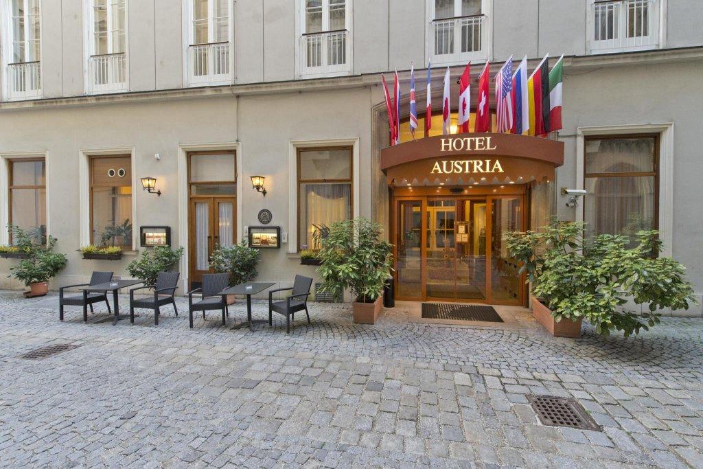 hotel austria vienna inner stadt boutique hotel